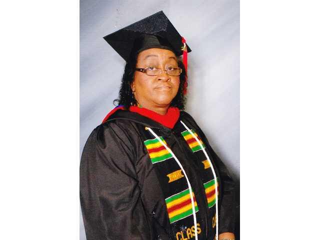 Rev. Mamie Adamson completes bachelor's degree