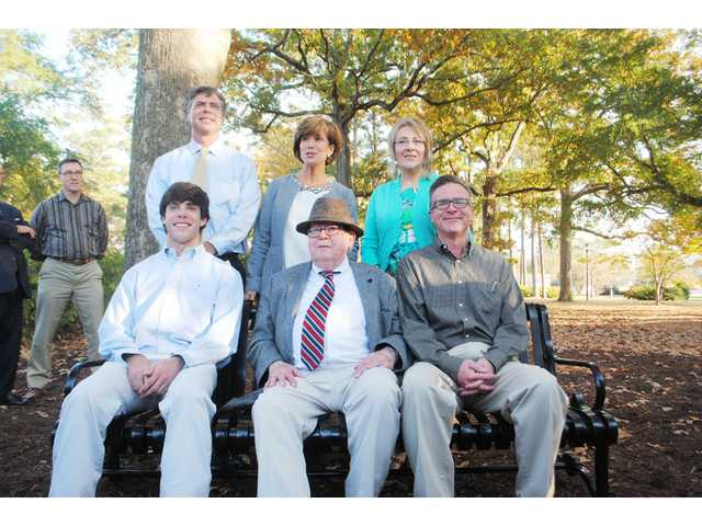 Camden honors 'Dr. Mac' with Legacy bench