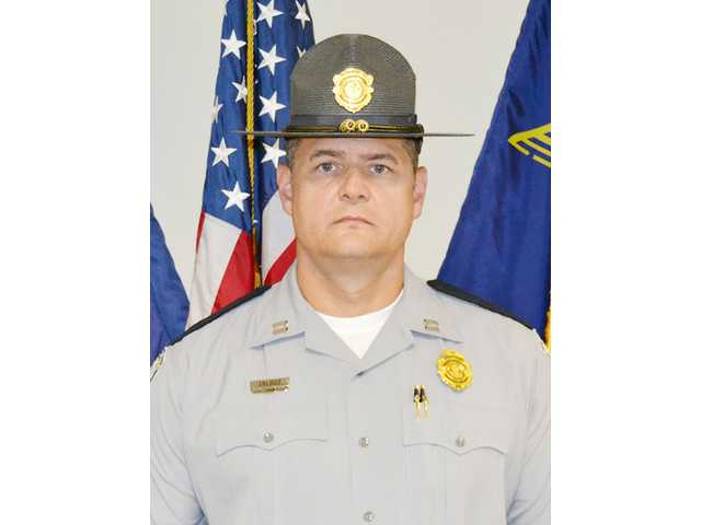 Talbot promoted to commander of SCHP training unit
