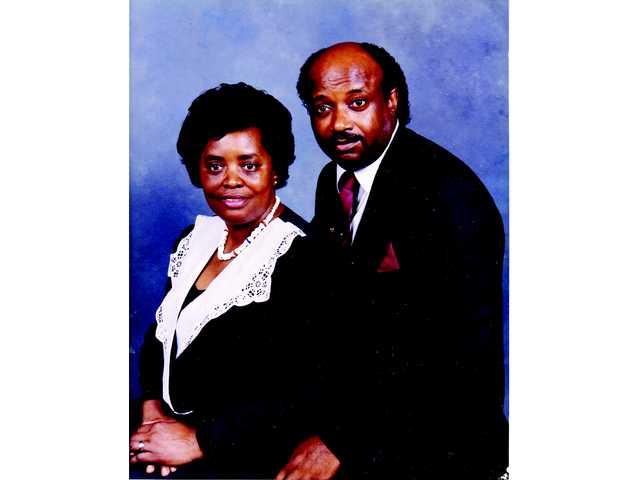 Mr. and Mrs. Johnny Frank Turner celebrate 54 years