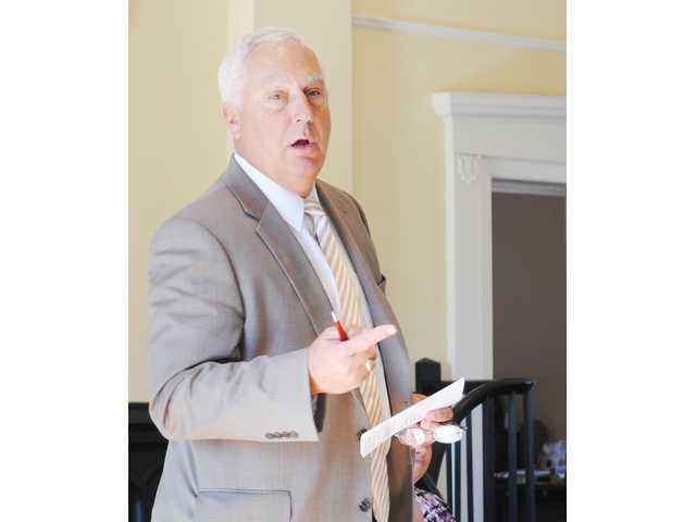 Chamber of Commerce president resigns