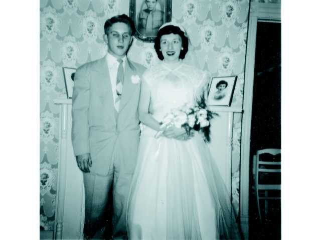 Mr. and Mrs. Florian celebrate 60 years