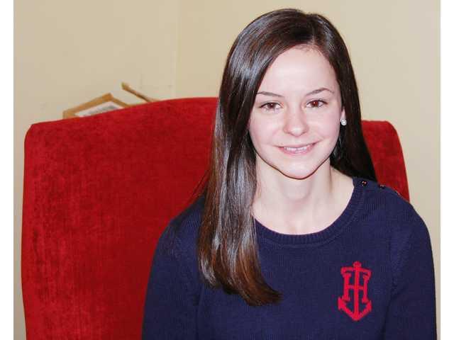 NCHS student promotes local shopping through Facebook