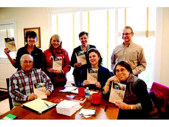 Camden Writers serve up memories in new book