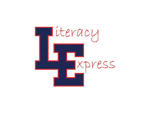 All aboard Literary Express