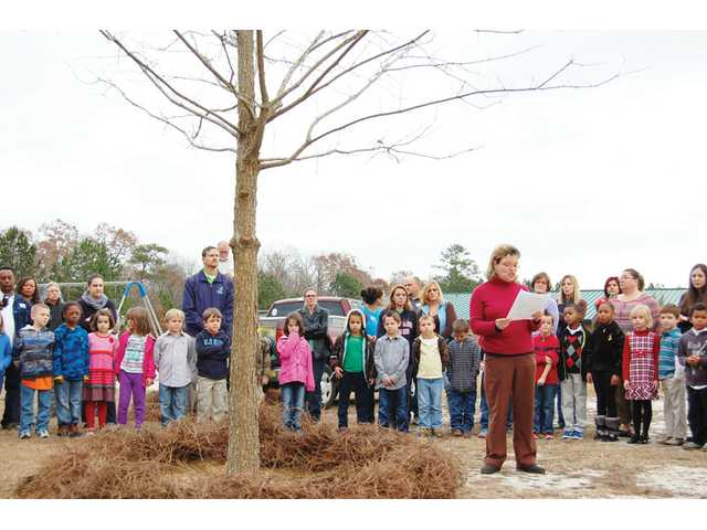 Arbor Day at Doby's Mill