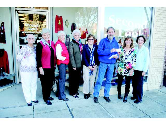 Second Look donates to five local organizations