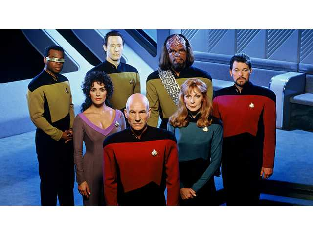 The final season of 'Star Trek: TNG' is now on Blu-ray