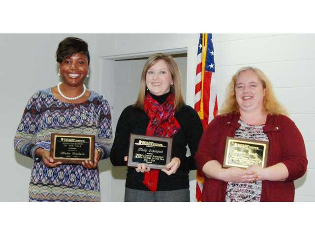 Jackson's Goodwin is KCRC Reading Administrator of the Year