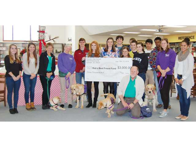 CHS raises funds for PAALS