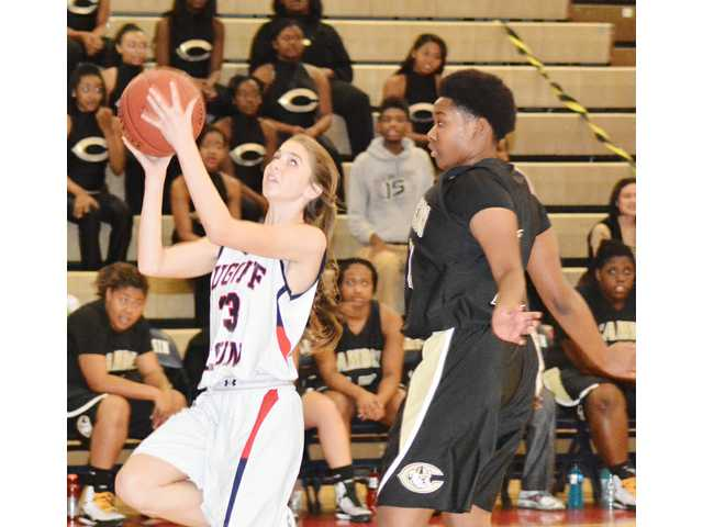 Lady Bulldogs take a bite out of injury-riddled Lady Demons