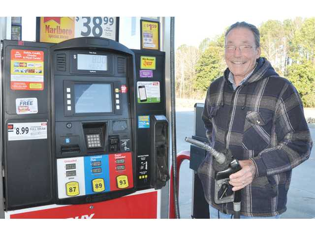 Feature photo: Gas under $2 brings smiles