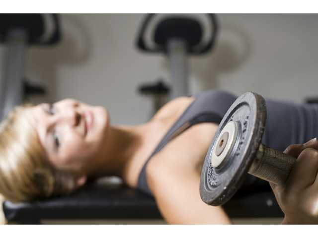 Add strength training to your fitness regimen