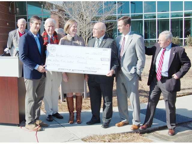 State gives $1.5 million to CCTC for expansion