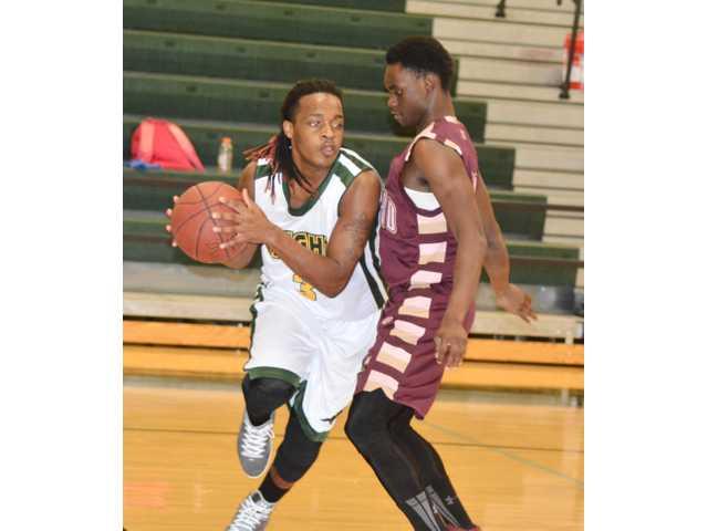 Buford gets past Knights, 56-35