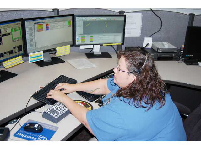 911 call center can now receive text messages