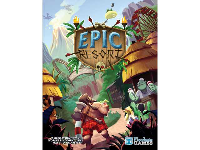 Epic Resort game review: Build your own fantasy resort