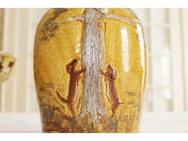 Historical Society: A motionless 'magic' wheel pottery closed