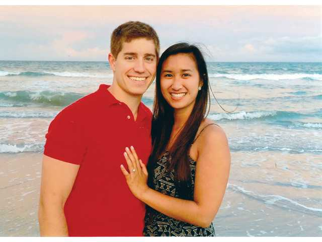 Mr. Geddings and Ms. Ngo to wed in June