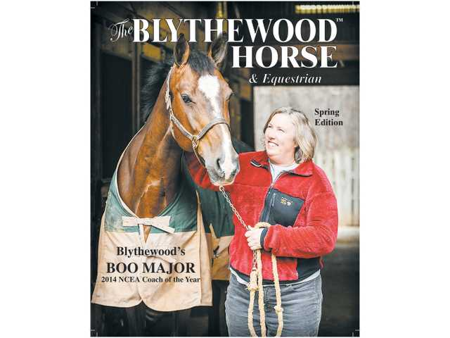 Camden Media Co. launches Blythewood Horse & Equestrian magazine