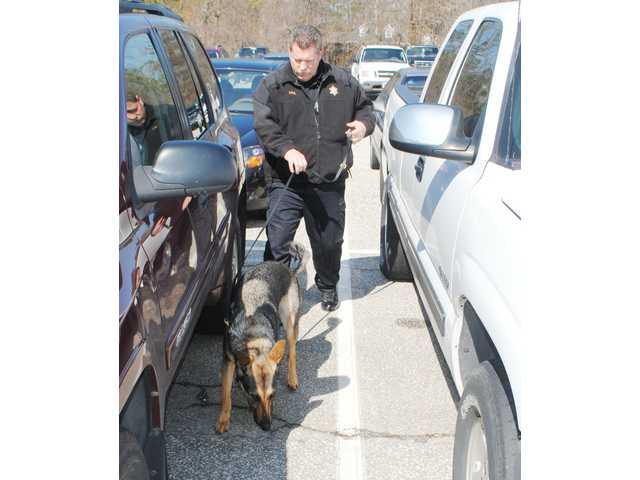 Masons raising funds for KCSO dog's training