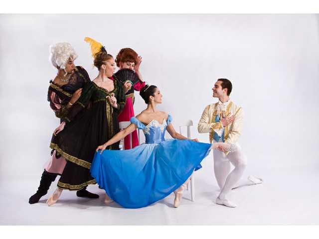 Cinderella comes to Camden Thursday