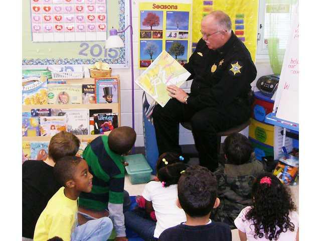 Read Across America Day in Kershaw County