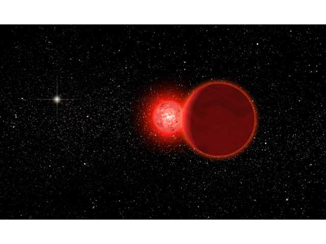 Transient star 'recently' passed by solar system, study says