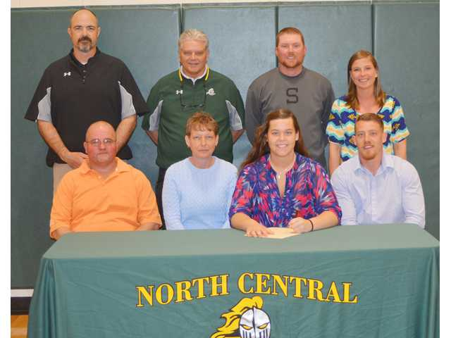 NC's Humphries to play softball at USC-Salkehatchie