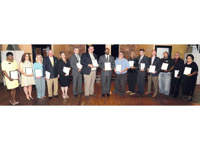 Deal receives Jake Watson Award from United Way