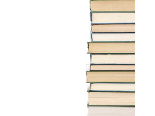 Friends of the Library annual book sale this weekend
