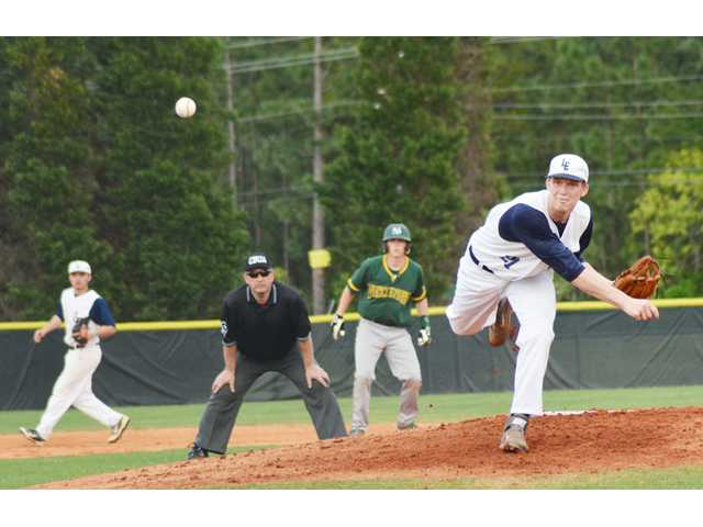 Demons Chase Spring Valley away