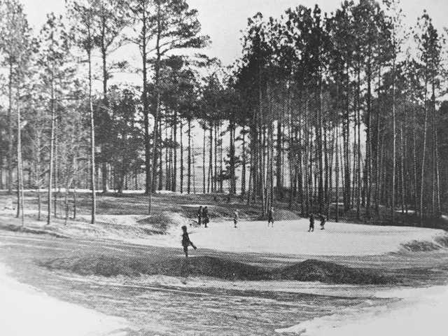 Richardson: Golf in Camden