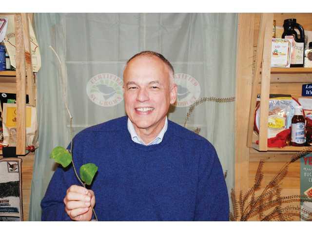 Dr. John Nelson at Lugoff Garden Club Monday