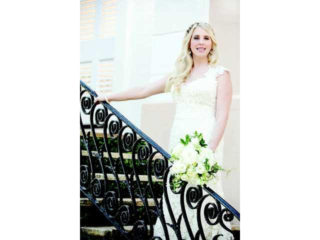 Tinsley Iselin and Dakota Hadley wed