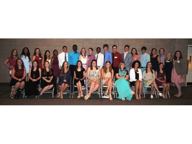 All-County Academic Teams: 20 years