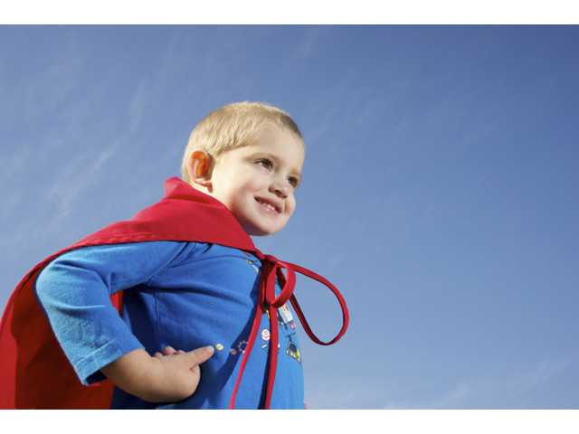 5-year-old boy uses unique superpower to save his mom from death