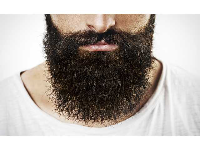 Beards could be just as dirty as toilets