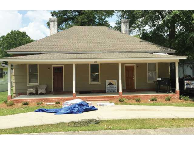 Rebuilding lives in Kershaw County
