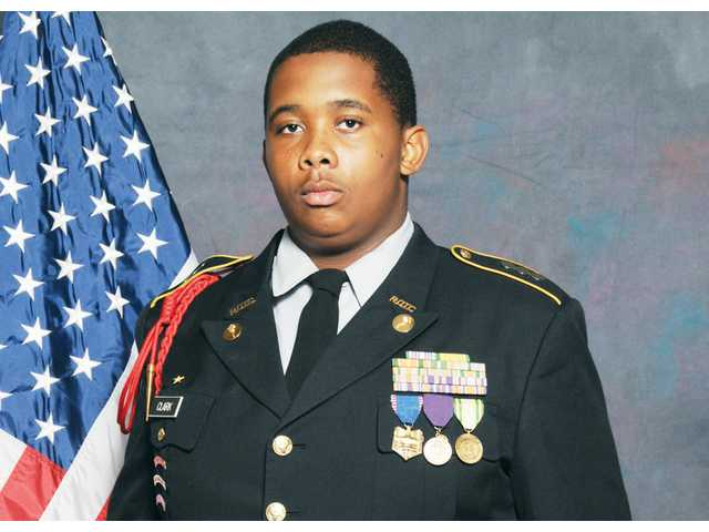Cedars Memorial Day program honors late CHS cadet