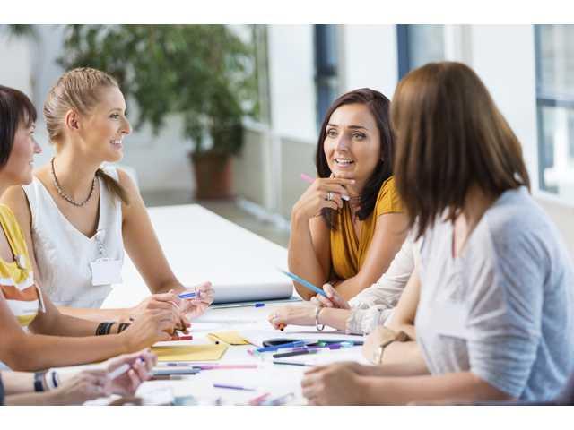 Joyful benefits of a woman's group