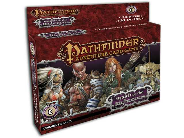 Pathfinder Adventure card game review: Wrath of the Righteous