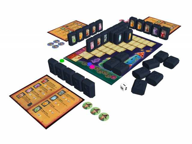 Board game review: Abracada … What? is a family game of wizardly deduction