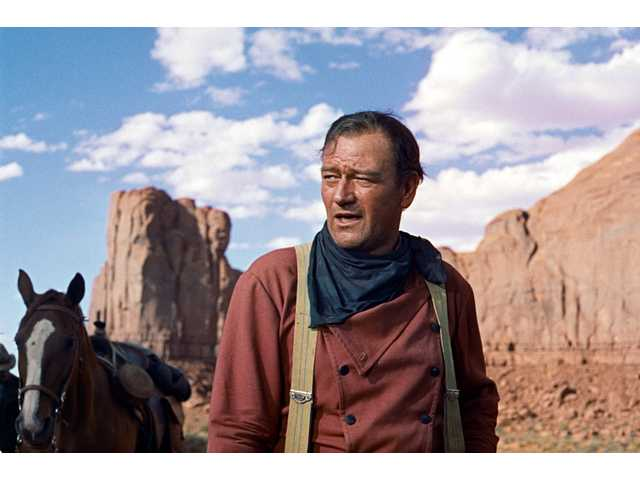 John Wayne Westerns get a Blu-ray upgrade this week