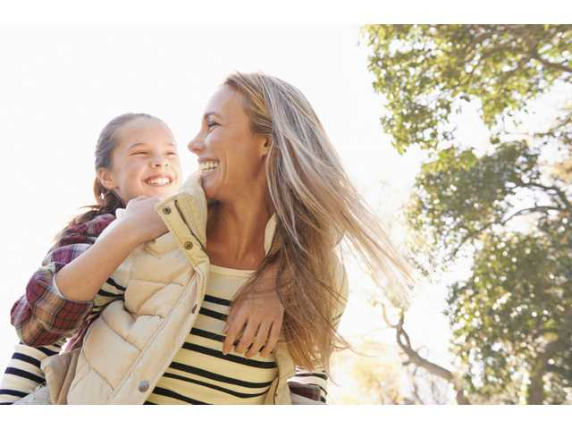 4 ways to show children your whole mom heart
