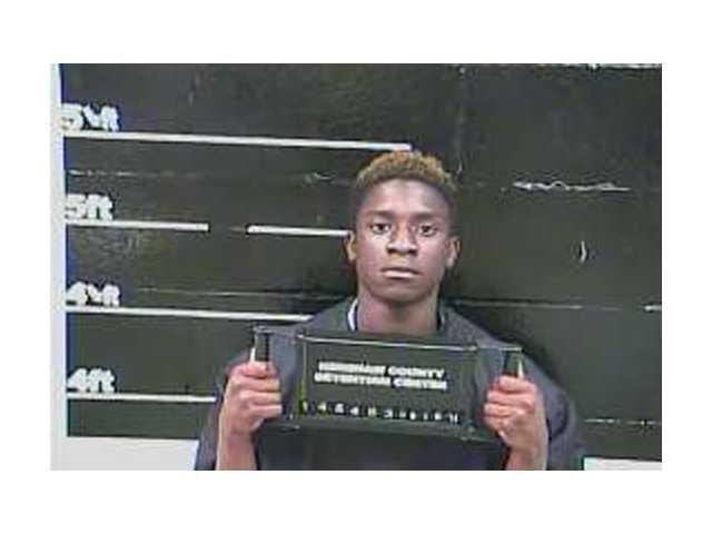 Camden police arrest suspected armed robber