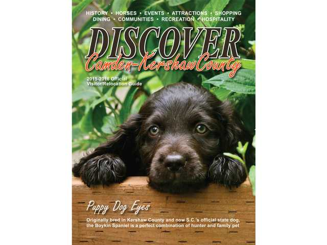 Discover Camden-Kershaw County Magazine returns in August