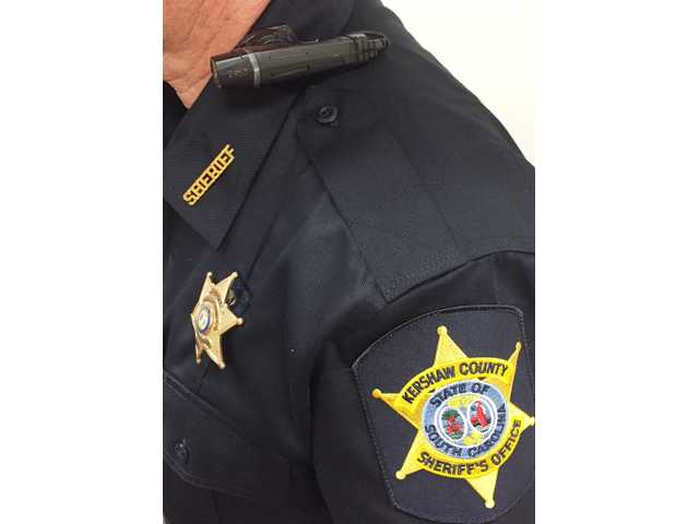 KCSO deputies now equipped with body cams
