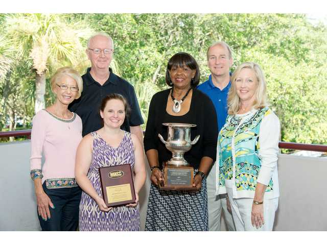 MASC honors city with Achievement Award