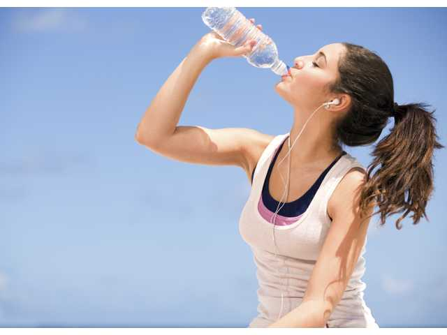 8 glasses of of water a day may not be best, study says